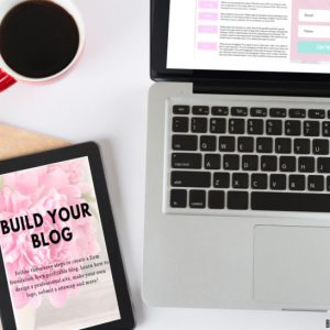 how to build a profitable blog ebook